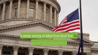 1776 Freedom Fighter Runs for Senate
