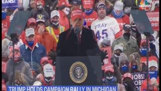 Donald Trump SAVE AMERICA Rally Speeches