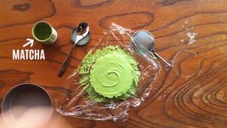Keto Diet Matcha Cheesecake