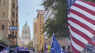 Trump March Nov 2020 San Antonio