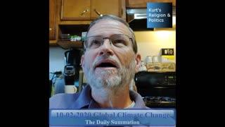 20201002 Global Climate Change