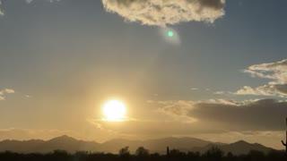 Sunset Quartzite Az