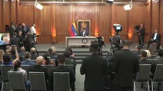 Maduro dice que llegará el día en que se ordene arresto de Guaidó
