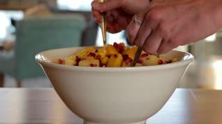 fruit salad mixt