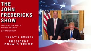 EXCLUSIVE: President Trump on JFRS Unplugged