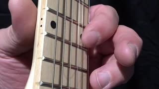 Guitar Theory - Using Pointer And Pinky Fingers Across 3 Half-Steps
