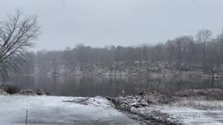 Beautiful un touched lake