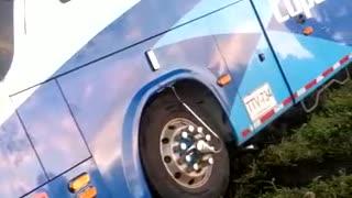 Accidente de tránsito Barbosa