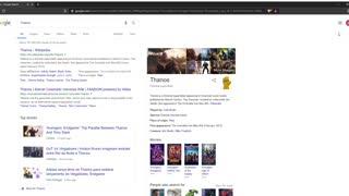 Thanos - Glove - Wiki Google