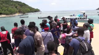 Migrantes y su tránsito por Colombia [Video]