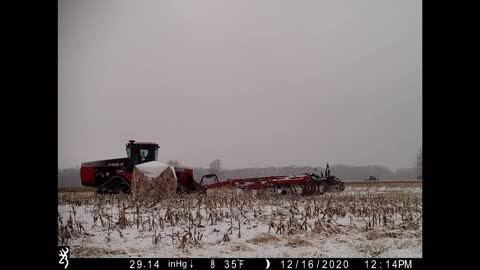 I just know the farmer isn't going to plow under my hunting blind.....