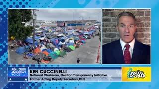 Former DHS Official under Ken Cuccinelli on the Biden Administration's Border Agenda