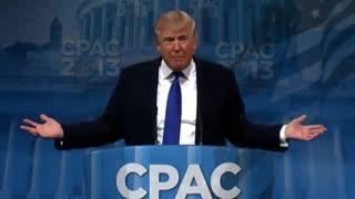 CPAC 2013 - President Donald J. Trump
