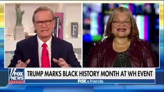 Alveda King says Trump has helped the African American community