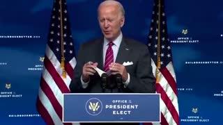 Flashback: Biden Said He Wouldn't Make Vaccines Mandatory