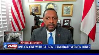 One-on-One with Ga. Gov. Candidate Vernon Jones