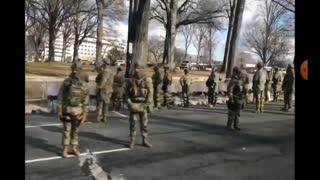 NG turns backs on Biden inaugural parade
