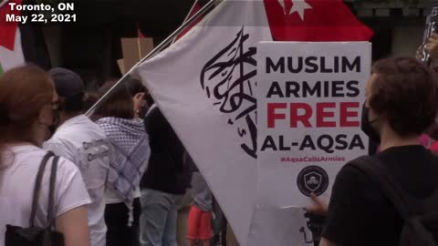 """Islamic group calls for the elimination of the """"Jewish entity"""""""