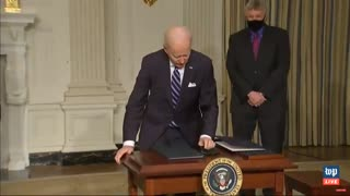 Joe Biden Refuses To Answer What Sacrifices He's Making For Climate Change