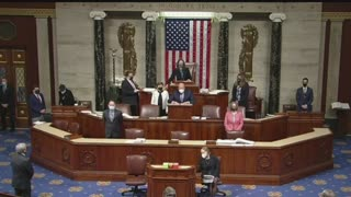Democrat Senator Leahy Caught on Hot Mic Impeachment