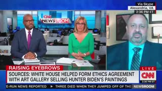 Obama Ethics Chief Calls Out White House Over Hunter Biden Art Deals