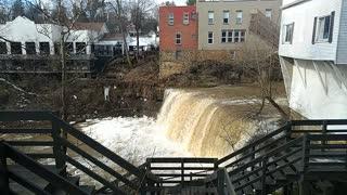 Absolutely Gushing Roaring Falls