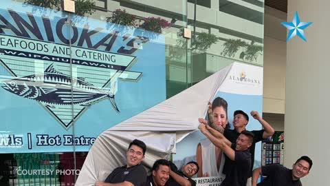 Tanioka's opens pop-up shop at Ala Moana Center