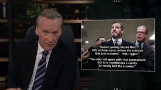 Bill Maher Blames Capitol Insurrection on Christianity
