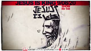 Drawing Jesus with speed