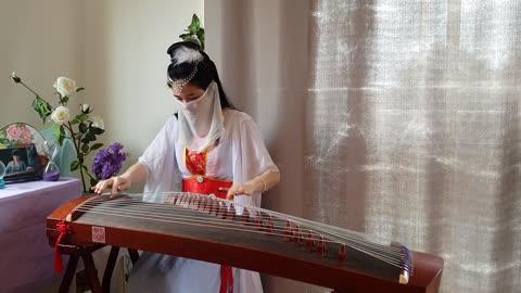 Yun Gong Xun Yin#Guzheng Cover#The Theme Song of 《Journey to the West》