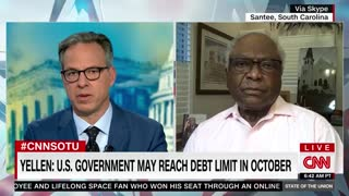 Clyburn: We're Going To Raise The Debt Ceiling Without Republicans If They Won't Help