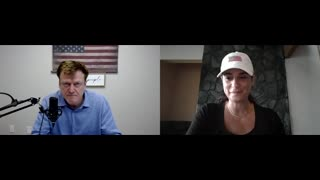 Mel K With Justice League Warrior Patrick Byrne On Truth, Facts and Solutions 10-8-21