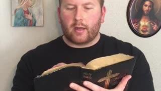 JESUS QUESTIONED BY PILATE GOSPEL OF MATTHEW