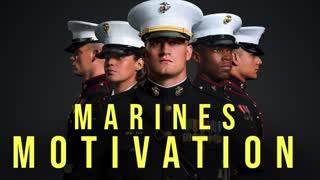 Marines Motivational speech