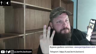 "Jarrin Jackson ""Trump Speech Analysis + Repeachment"" - 1/13/2021"