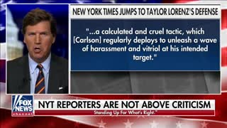 The New York Times Attacked Tucker Carlson and His Response BREAKS the Internet