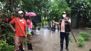 Inundaciones en Bolívar
