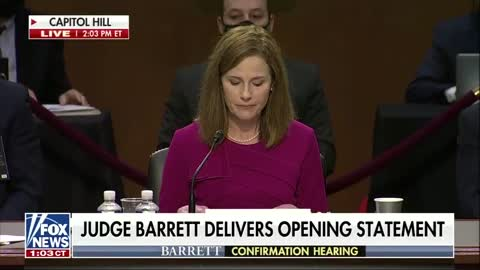 This Is the REAL Issue Democrats Have Such a Problem With Amy Coney Barrett