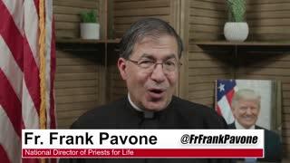 Fr. Frank Pavone on the 2022 Beijing Olympics