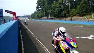 Motorcycle Racing 150 Meters