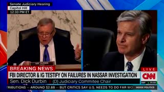 FBI's Director Wray on Larry Nassar case