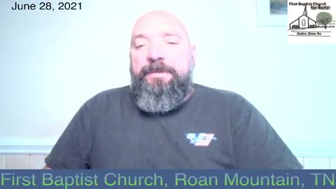 Morning Devotion With Mike - June 28, 2021