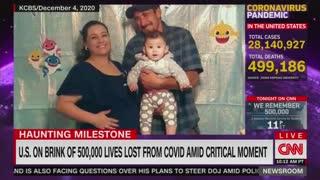 CNN's Brianna Keilar Breaks Down In Tears Over COVID-19 Deaths