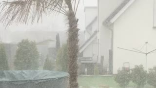 April Snow Storm