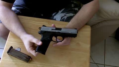 FNP-45 .45 ACP (pistol for real men)..better than Sig Sauerkraut