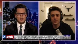 Toxic Media with Kyle Kashuv