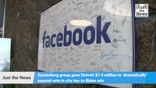 Today at JTN - 04/12/2021: Zuckerberg's voter manipulation, China and Taiwan, Sidney Powell