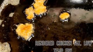 Keto chicken chips