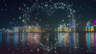 hangzhou night view