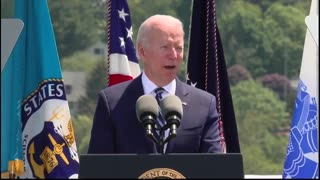 Joe Biden Tries to Honor Coast Guard Commander But Forgets Her Name